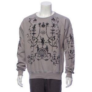 Vivienne Westwood Print 100% cotton sweatshirt M